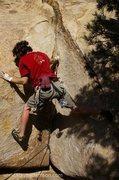 Rock Climbing Photo: 5.10