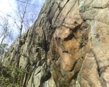 Rock Climbing Photo:  Zigzag Cracks 5.6