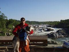 Rock Climbing Photo: Great Falls, VA