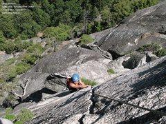 Rock Climbing Photo: Lauren Morrison