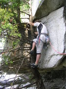 Rock Climbing Photo: Crippling toe pain usually ends the fun for me on ...