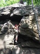 Rock Climbing Photo: KJ