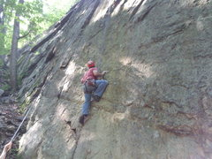 Rock Climbing Photo: Joey