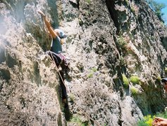 Rock Climbing Photo: Tracy IS babealicious