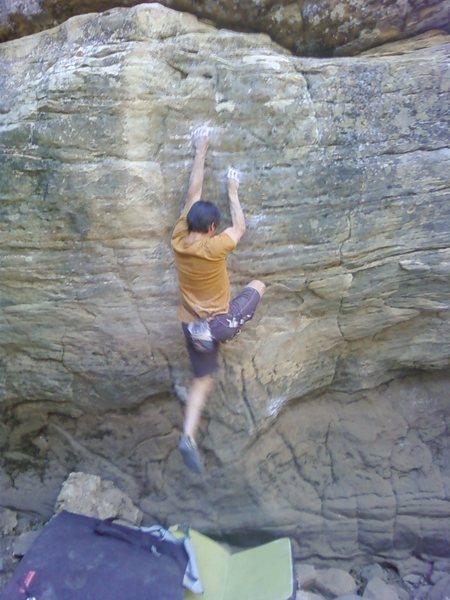 Rock Climbing Photo: Kelly Canyon, Flagstaff, AZ