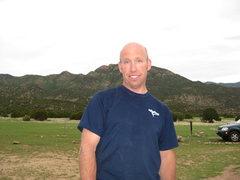 Rock Climbing Photo: Derek at Shelf just after he sent his .12a project