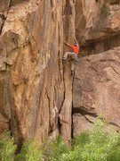 Rock Climbing Photo: Thunder
