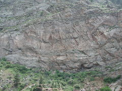 Rock Climbing Photo: Little Eiger.