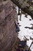 """Rock Climbing Photo: """"Spring"""" 2008"""
