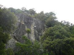 Rock Climbing Photo: Coup d' etat