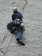 Rock Climbing Photo: Green A goodness