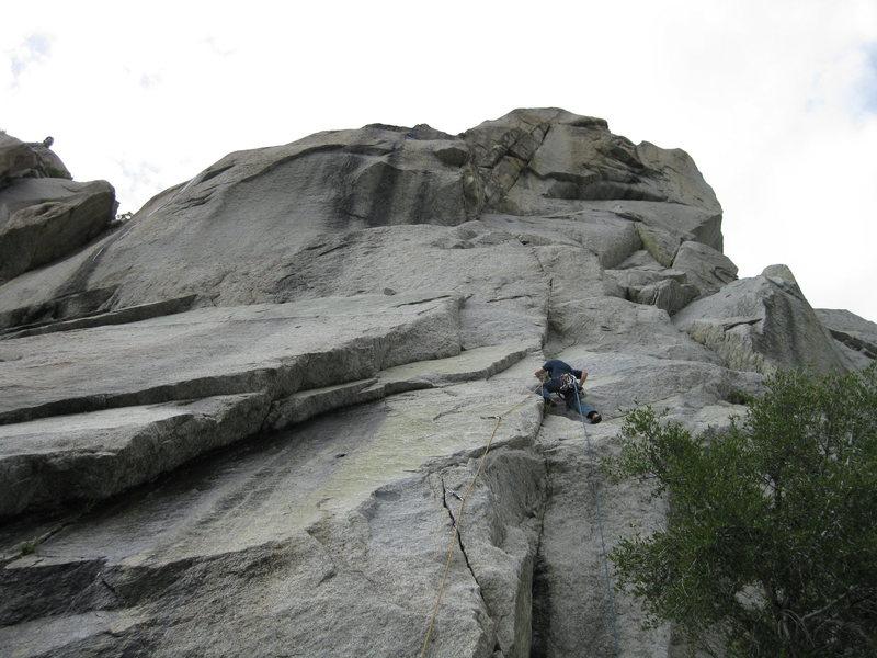 Fun climb..bring the small stuff!