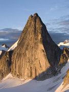 Rock Climbing Photo: snowpatch in Adobe RGB