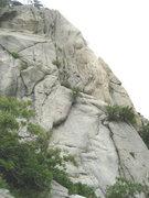Rock Climbing Photo: Mezzanine