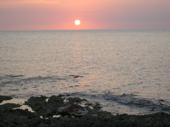 Rock Climbing Photo: yet another beautiful cayman brac sunset