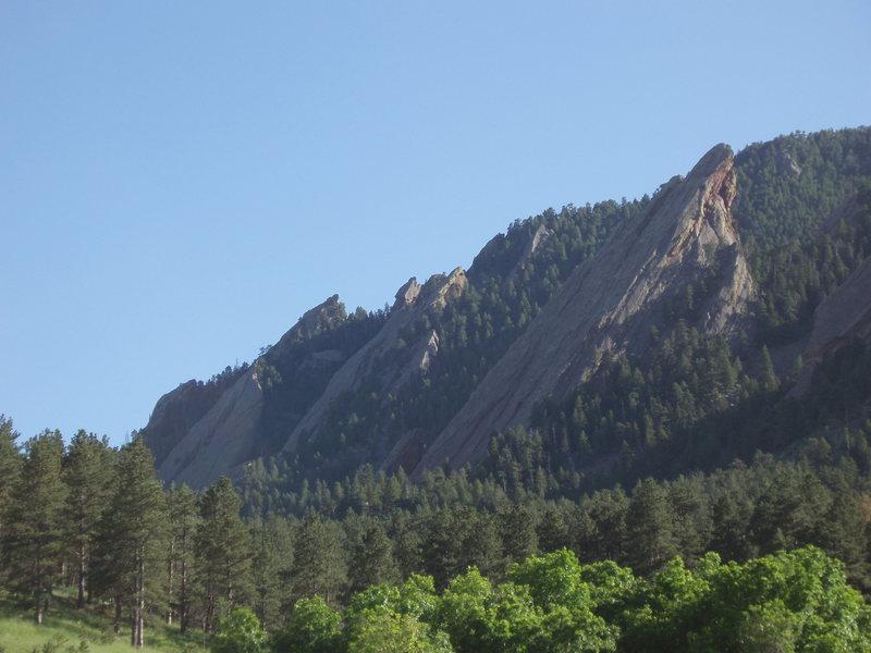 Rock Climbing Photo: 3rd, 4th, 5th...