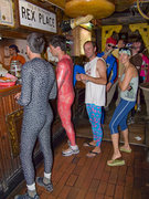 Rock Climbing Photo: Spandex and Traddie Day - One of the few places yo...