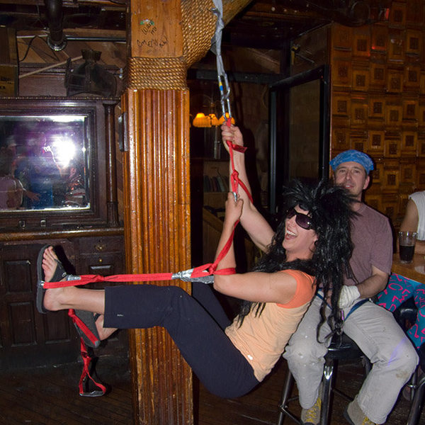 Spandex and Traddie Day - Stef's pole dancing adventures