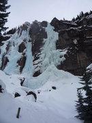 Rock Climbing Photo: Feb. '08.