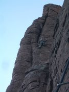 Rock Climbing Photo: Hidden Splendor