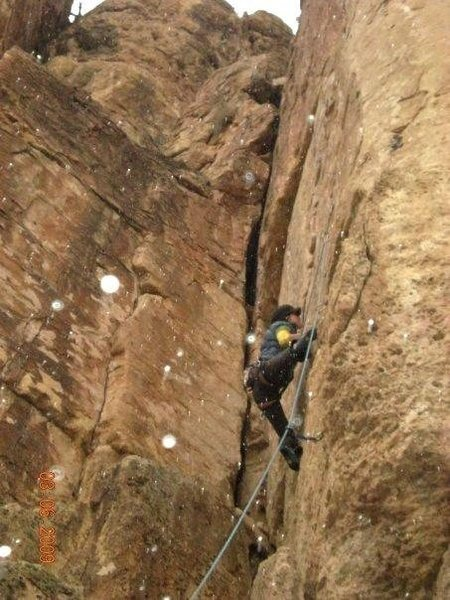 Shelf Road, Cactus Cliff, Tool Boy 11d/12a
