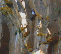 Rock Climbing Photo: Colin Cox