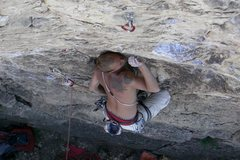 Rock Climbing Photo: Zack