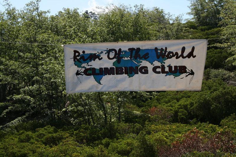 Rock Climbing Photo: ROWCC Rondezvous 2009