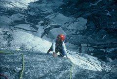 Rock Climbing Photo: Dave Anderson