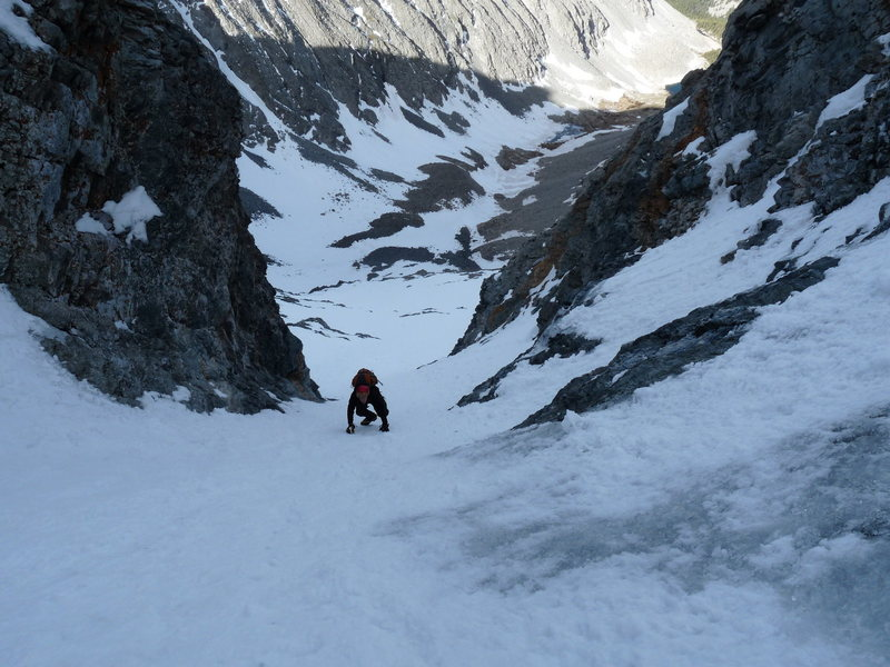 Rock Climbing Photo: If you can, climb this route in spring/summer when...