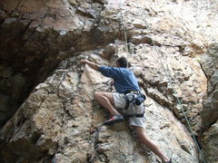 Rock Climbing Photo: hollow man