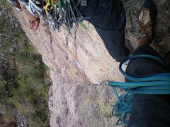 Rock Climbing Photo: Top of 1