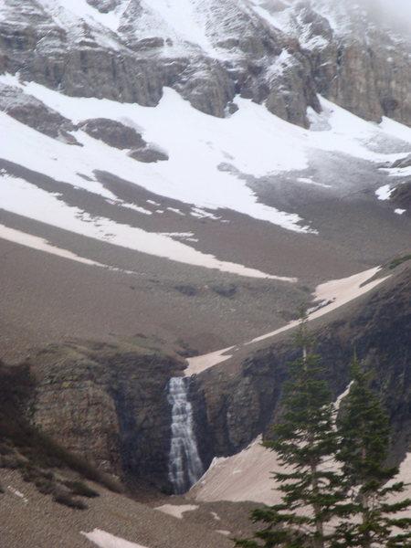 Rock Climbing Photo: Kilpacker Falls