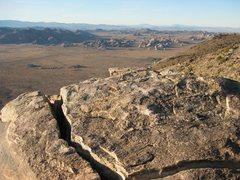 Rock Climbing Photo: The handsome desert of J-Tree.
