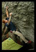 Rock Climbing Photo: smuggs
