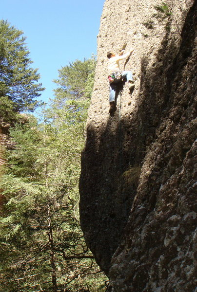 "Rock Climbing Photo: San Lorenzo Ranch, sector ""Chachamuri Derecha..."