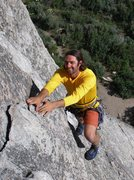 Rock Climbing Photo: James Welton