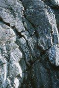 Rock Climbing Photo: The Trap, 5.10a