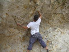 Rock Climbing Photo: boulder