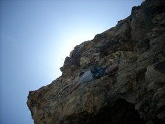 Rock Climbing Photo: Mt. oly