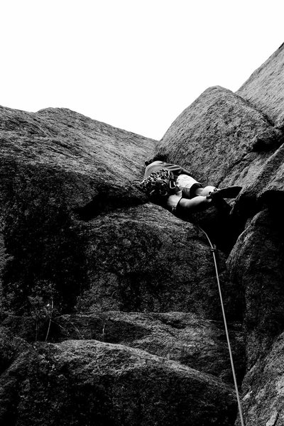Rock Climbing Photo: Jason Kaplan