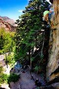 Rock Climbing Photo: big in japan 12b