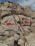 Rock Climbing Photo: The Irritators