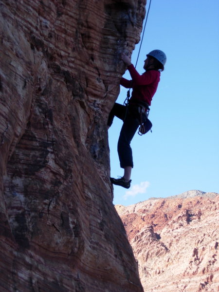 Rock Climbing Photo: Red Rocks.