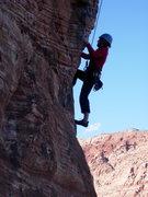 Rock Climbing Photo: Red Rocks.