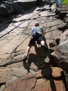 Rock Climbing Photo: Another shot of Rosebush.
