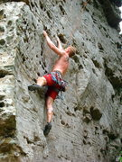 Rock Climbing Photo: HCR