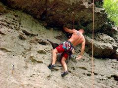 Rock Climbing Photo: Hcr Sour Girl