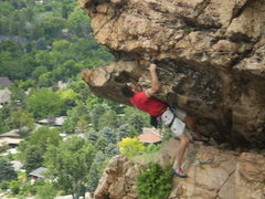 Rock Climbing Photo: fun and very fast