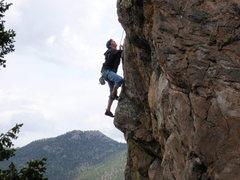 Rock Climbing Photo: needle area-estes park